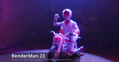 Pixar releases Renderman 23