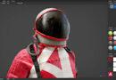 Open Source 3D Texture Paint App ArmorPaint Version 0.7 Released